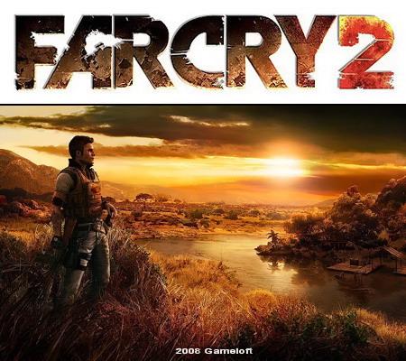 Мобильная версия новой игры-FarCry 2 (Java)