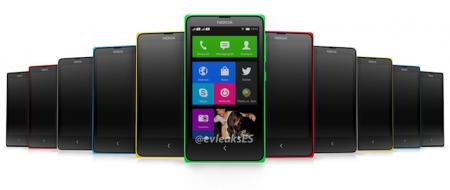 "������ Android-�������� �� Nokia ����� ���������� ""X"""