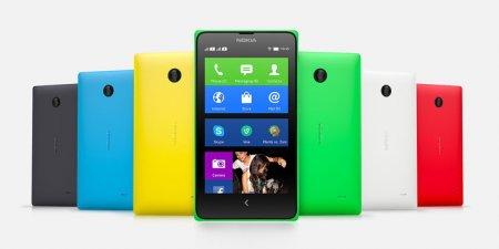 ������������ Android ��������� Nokia X